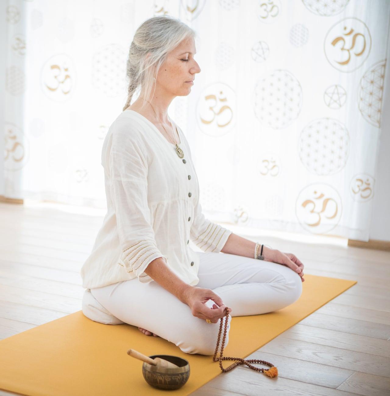 Monika - Gründerin von Yoganess